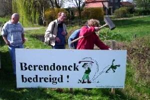 Petitie De Berendonck toegankelijk en groen!