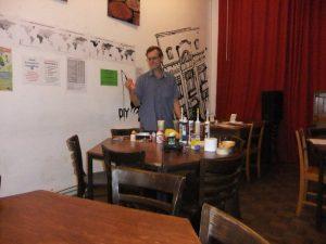Transitie café: lijmen (uitleg en workshop)