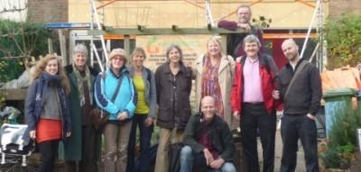 Bezoek van de landelijke Transition Town kerngroep
