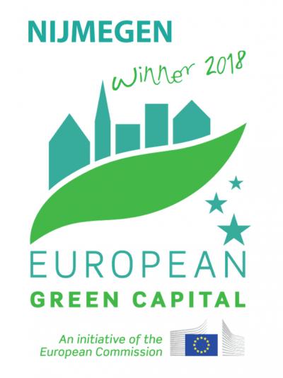 Duurzaamheidscafé 2016 #5: Nijmegen Green Capital 2018!