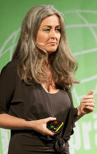 Verslag Vrijheidslezing Polly Higgins