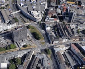 Bezoek van Transition Town Essen en Fietsersbond Essen aan Nijmegen 22 en 23 april 2017