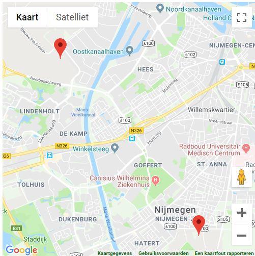 Voeding in en rond Nijmegen